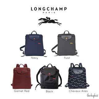 *CHEAPEST AUTHENTIC* Longchamp Le Pliage Neo Club 1699 Backpack