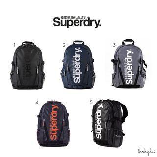 *AUTHENTIC* Superdry Tarpaulin Backpack