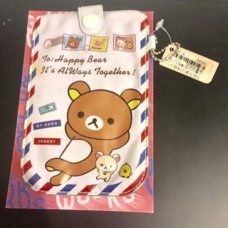 Pouch handphone rilakkuma beruang