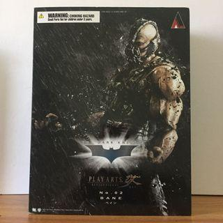 NOOB Orig Play Arts Kai DC The Dark Knight - Bane