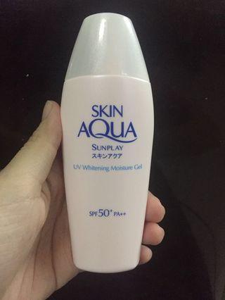 Skin Aqua UV Whitening Moisture Gel