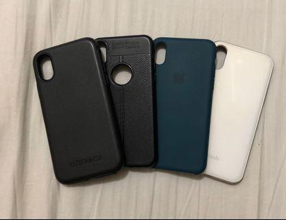Case iPhone X (take all)