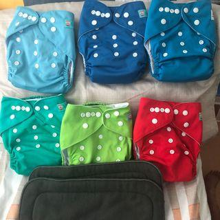 CLOTH DIAPER Alva Baby TAKE ALL