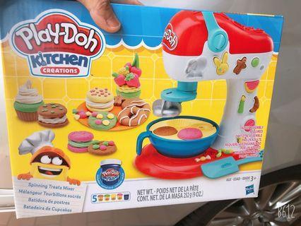 Playdoh - Kitchen creation
