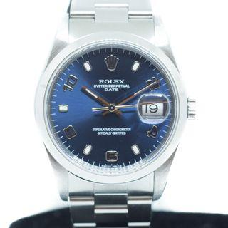 Preowned Rolex Oyster Perpetual Date Ref: 15200