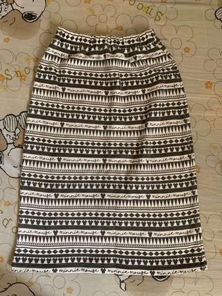 迪士尼幾何圖形裙
