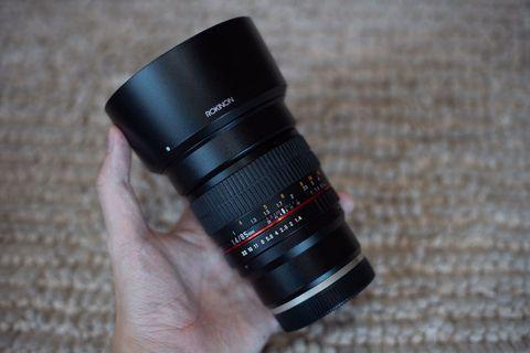 Rokinon 85mm F1.4 (Sony e mount)