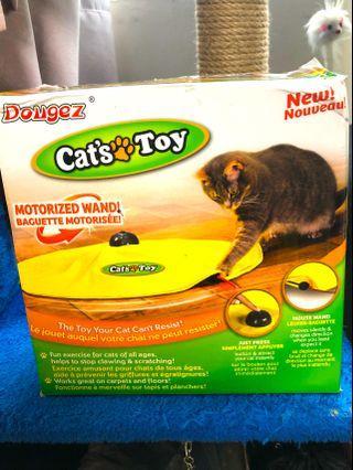 貓咪玩具 電動逗貓器