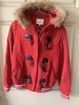 🇬🇧牌毛呢紅外套