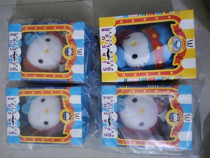 McDonald's Hello Kitty Soft Toy