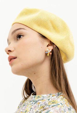 Tania Earring Rainbow