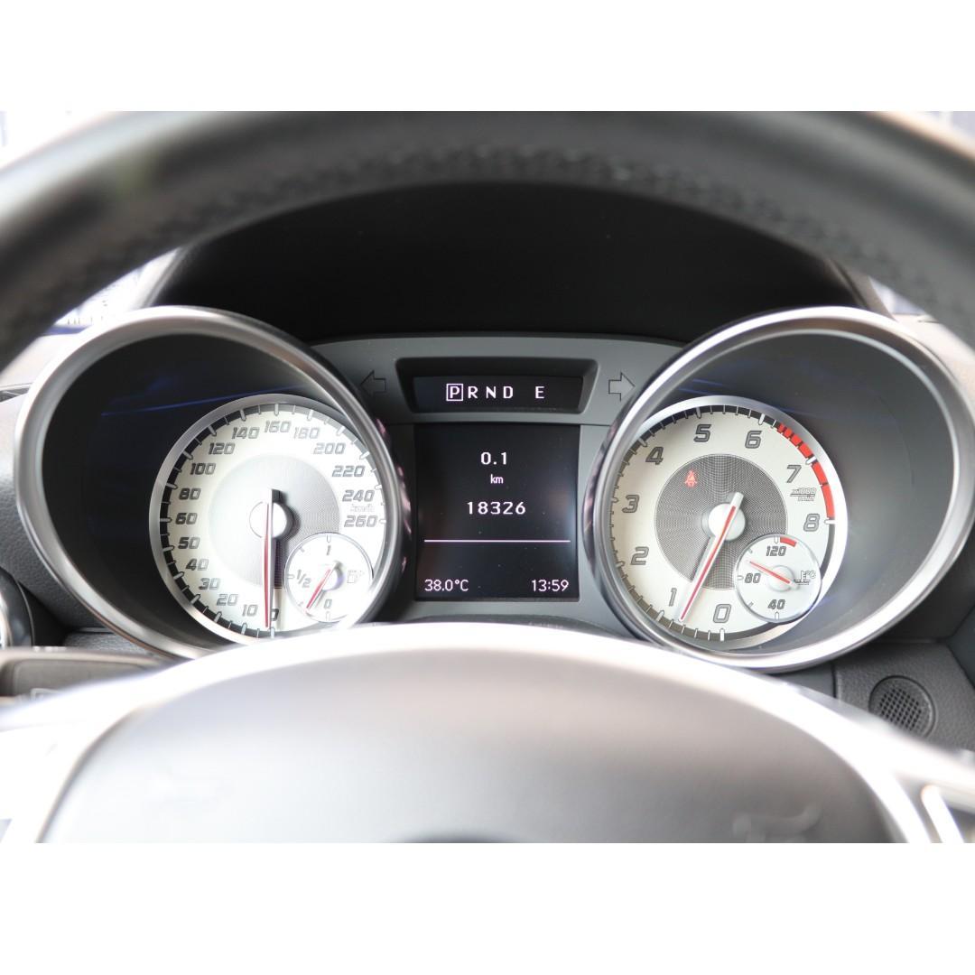 14年 BenzSLK200 1.8萬里程