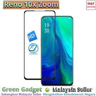 OPPO Reno 10X Zoom Full Glue Screen Protector Tempered Glass