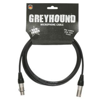 [IN STOCK!!] Greyhound 3m XLR Microphone Cable