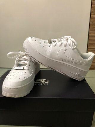 Nike Air Force 1 Sage UK 4