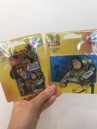Toy story 悠遊卡