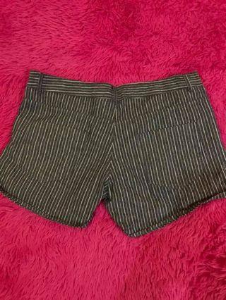 Celana pendek wanita impor Mango