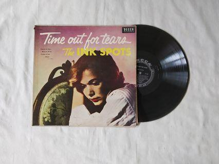 Time out for tears The ink spots