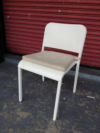 IKEA Chair with Chair Pad