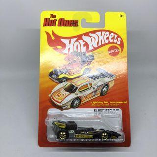 Hot Wheels El rey special