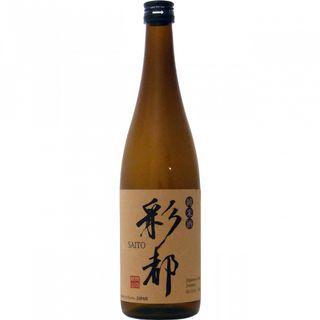 Saito 彩都純米大吟釀酒