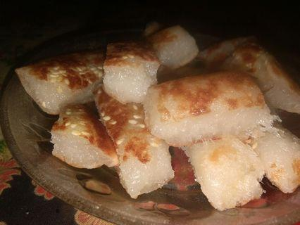 Wingko Babat homemade