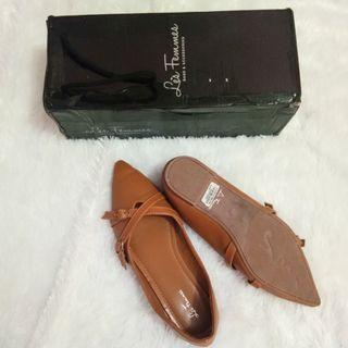 Flat shoes lee femme