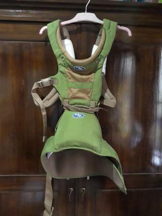 Bany carrier baby safe hijau army