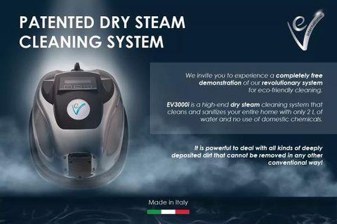 高溫熱能蒸汽消毒系統 EV3000i