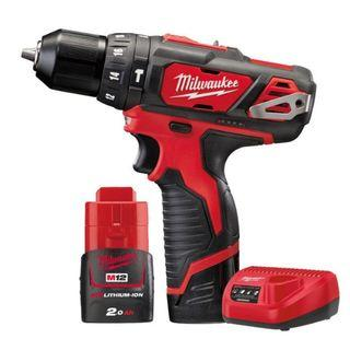 $10 rent 1 day - Cordless Percussion Drill Milwaukee M12BPD