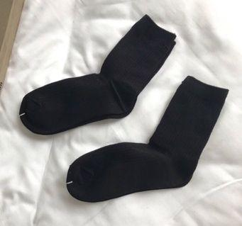 🚚 黑色長襪