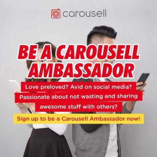 Be a Carousell Ambassador! (4th Batch Search Now Open) 🙋🏻‍♂️🙆🏻
