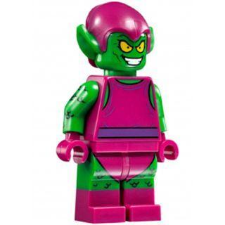 271 LEGO MARVEL Super Heroes Spider-Man 76057 Green Goblin - Magenta Outfit