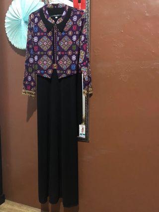 Longdress batik