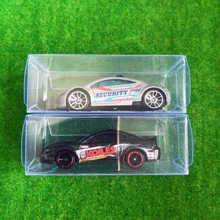 Hotwheels Ford & Mitsubishi Eclipse