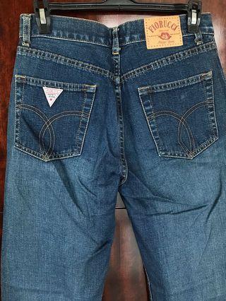 Authentic DESIGNER 💯 Pure FLORUCCI Long Jeans