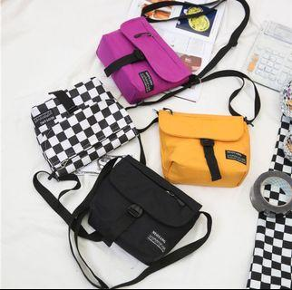 🚚 po ulzzang sling bag