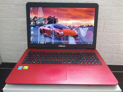 🚚 Asus Thin&slim i5/win10/4Gb/1000Gb/15.6inch/2Gb Gaming