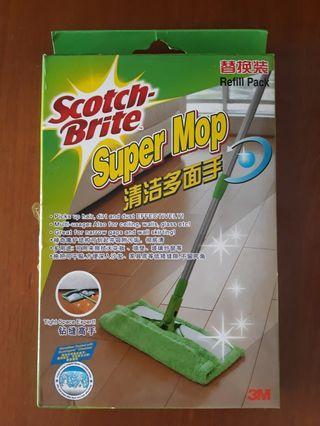 Super Mop Redill pack