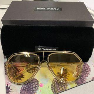Dolce Gabbana太陽眼鏡