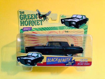 Green Hornet Black Beauty-Rolling Arsenal