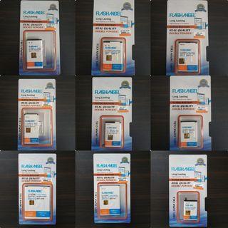 Baterai Blackberry Double Power - Cuci Gudang