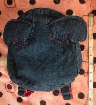 Cute Soft Denim Bag with Wings🦋