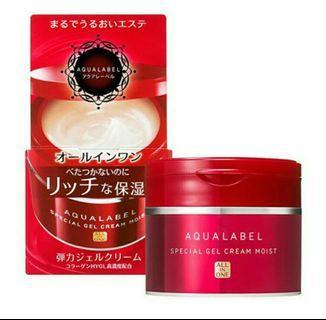 Shiseido Aqualabel 水之印全效5合1面霜 90g