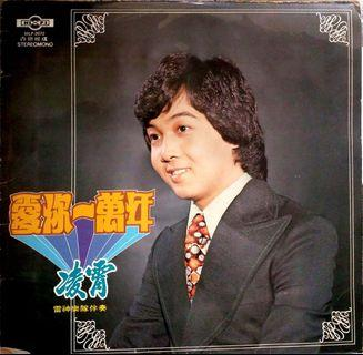 🚚 凌霄 黑胶唱片 Vinyl Record