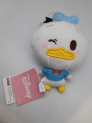 可愛類: Sega Donald duck 公仔吊飾