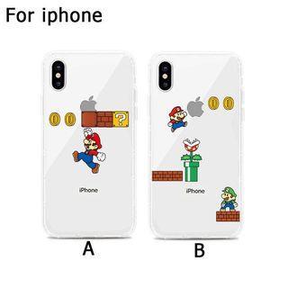 [ FREE NM ] Super Mario iPhone case