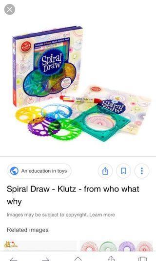 Spiral Art Tools!