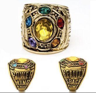 🚚 thanos's gauntlet ring