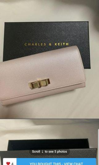 *BRAND NEW* Charles & Keith Wallet / Sling
